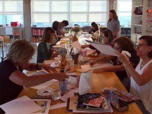 Superbacana+ abre inscrições para turmas de curso de arte com tecidos e linhas