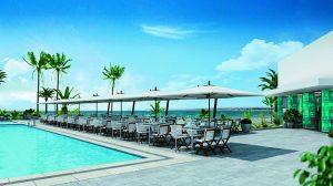 O céu é o limite com o Nobu, o mais novo hotel de Ibiza! Vem conhecer!