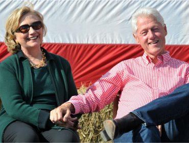 Bill Clinton faz aniversário neste sábado, mas Hillary já deu o presentão há dias…