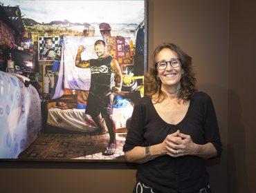 Kitty Paranaguá mostra o Rio de Janeiro de muitos contrastes na Galeria Janaina Torres em SP