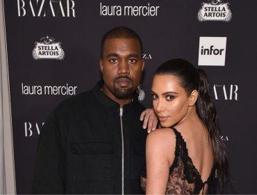 Kim Kardashian e Kanye West já não dividem a mesma cama. O motivo?