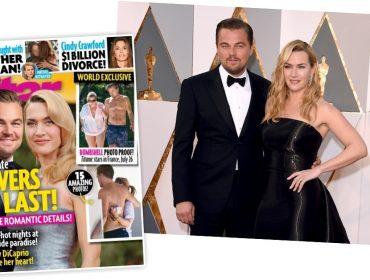 """19 anos depois de """"Titanic""""… Leo DiCaprio e Kate Winslet estariam vivendo affair"""
