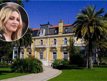 Madonna se muda de mala e cuia para um dos hotéis mais famosos de Lisboa