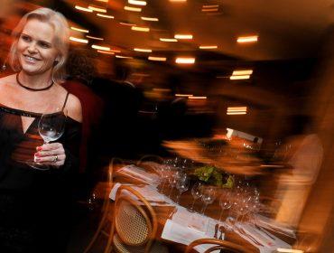 A comemoração em torno dos 20 anos da importadora de vinhos finos Decanter