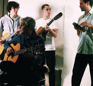 Caetano Veloso anuncia show inédito com os três filhos. Aos detalhes!