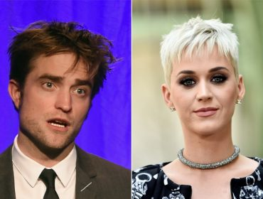 Encontro entre Robert Pattinson e Katy Perry gera rumores de affair e demissão. Oi?