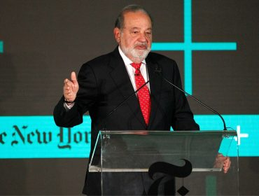 "Carlos Slim colhe os frutos do investimento no ""The New York Times"""