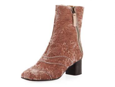 Desejo do Dia: casual friday com a bota de veludo molhado da Chloé