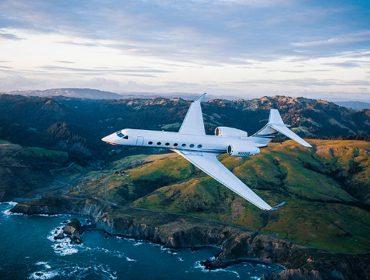 Gulfstream Aerospace entrega seu 550º jato executivo Gulfstream G550