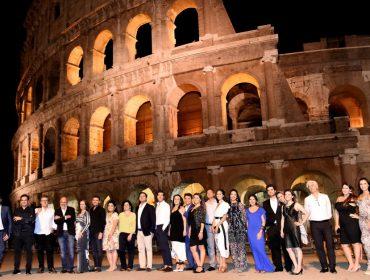 Orlean leva turma do décor em tour à Capela Sistina e ao Museu do Vaticano