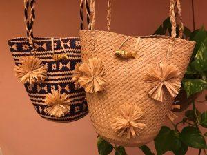 Desejo do Dia: artesanato puro nas bolsas de palha da carioca Julia Gastin