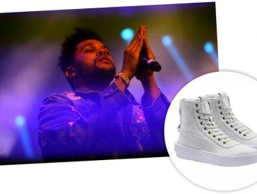 The Weeknd quer Obama e até o Papa comprem os sneakers que ele vai lançar