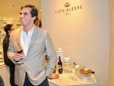 Os convidados do cocktail de boas vindas da Confraria Periquita Brasil 2017