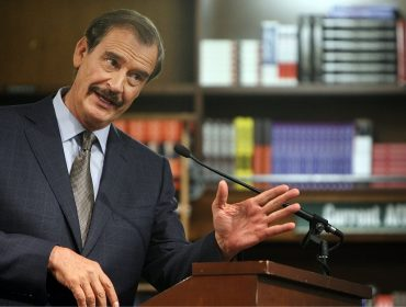 Crítico de Trump, ex-presidente do México vê seu país como potência da maconha