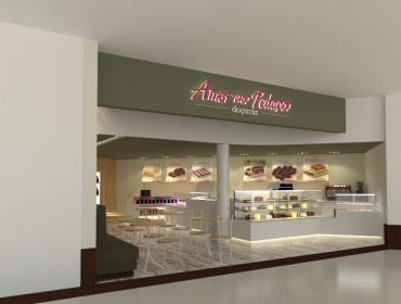 Amor aos Pedaços inaugura nova unidade no Shopping Iguatemi SP