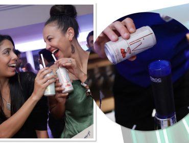 Tome nota: a receita do drink que fez sucesso na Festa Glamurama Rio!
