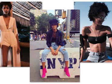 O que é que a baiana tem? Samile Bermannelli conta como foi aprovada no show da Victoria's Secret