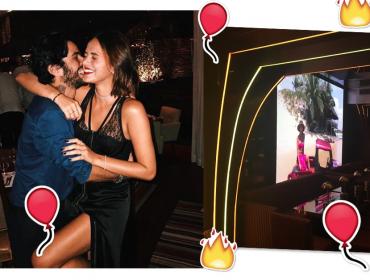 Os detalhes da festa de Bruna Marquezine – e também da comemoração privé!