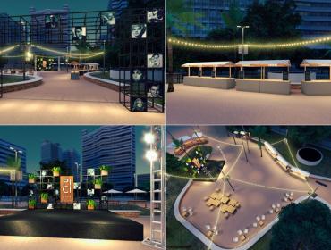 Praça ícone de Ipanema recebe festival de jazz ao ar livre: vem espiar antes