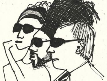 Tribalistas lançam nesta sexta-feira CD com arte assinada por Luiz Zerbini