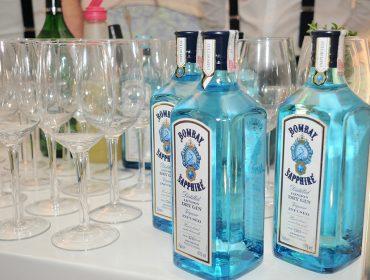 Bombay Sapphire marcou presença na segunda noite de Lado B na Casa Glamurama