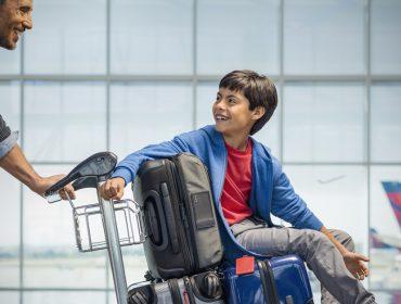 Delta Air Lines aterrissa no Piquenique Glamurama com diversão para crianças e adultos