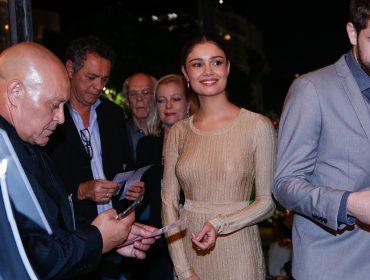 De Camila Pitanga a Sophie Charlotte em prêmio de cinema no Rio
