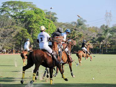 A final da Copa Vail Resort P.G no Helvetia Polo Country Club em Indaiatuba