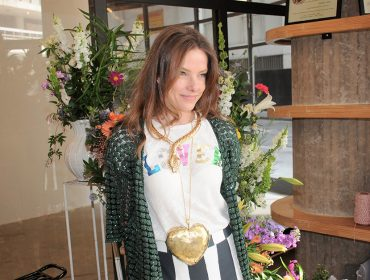 O aniversário de Aninha Volpe Abuleac no restaurante La Central no Copan
