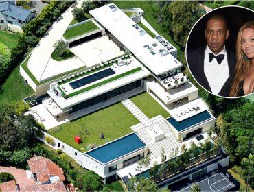 Novo lar de Beyoncé e Jay Z em LA já vem com dívida de US$ 87 mil. Oi?