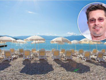 Brad Pitt terá um resort de luxo na Croácia para chamar de seu. Aos detalhes