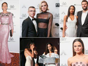 Confira os melhores momentos do gala BrazilFoudation que agitou Nova York