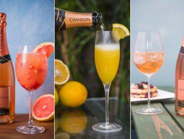 Chandon celebra o Brunch Weekend com drinks especiais e Glamurama tem o roteiro!
