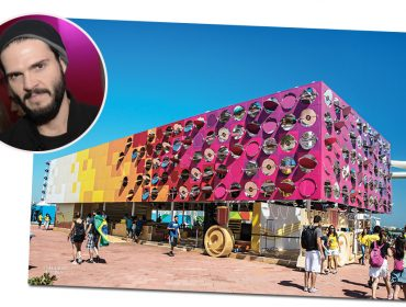 Projeto de Guto Requena para as Olimpíadas do RJ ganha o CODA Awards