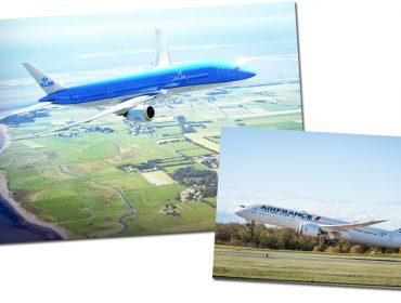 A partir de 2018 a Air France e KLM vão voar de Fortaleza direto para a Europa