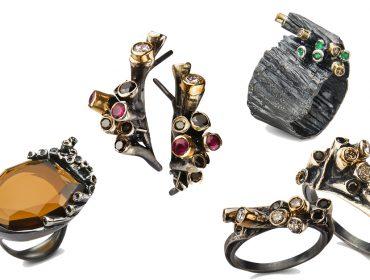 Designer Kika Alvarenga busca na arte do garimpo a inspiração para suas joias