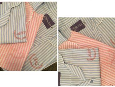 Desejo do Dia: pijamas listrados, um clássico do sleepwear, da Lillas en Provence