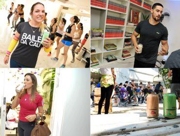 Para refrescar o 1º encontro do #ProjetoVerãoGlamurama, drinks saudáveis de Liv!