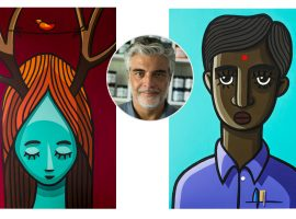 O publicitário Marcello Serpa faz sua primeira exposição na apArt, em Nova York. Vem!