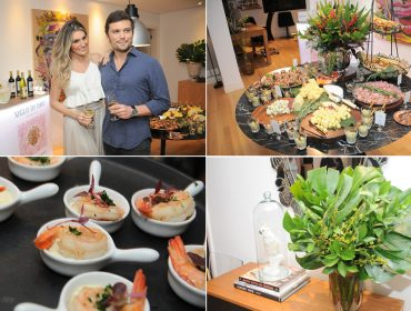 Do menu ao décor, tudo sobre o jantar chez Pamela Ewbank e Theo Lima