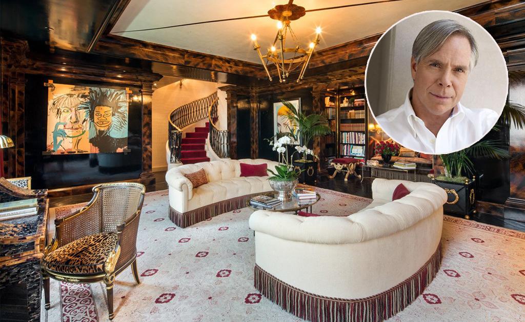 932272484 A penthouse de Tommy Hilfiger no Plaza Hotel, em Nova York || Créditos:  Getty Images/Reprodução