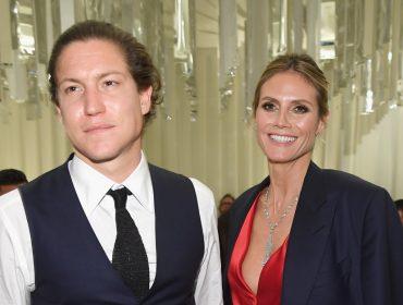 Estariam Heidi Klum e seu namorado Vito Schnabel dando um tempo?