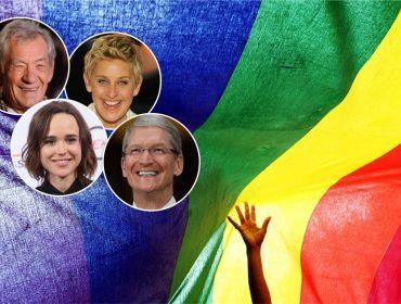 Cura para quê? 10 gays poderosos que fizeram e continuam fazendo história