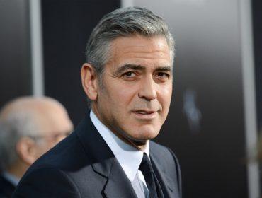 Clooney, que fez campanha para Hillary Clinton, culpa ela pela derrota para Trump