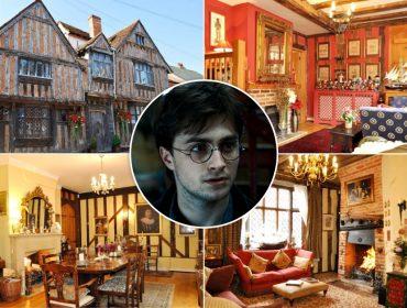 Local de nascimento de Harry Potter na telona está à venda por R$ 4 milhões