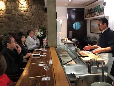 Alberto Renault grava jantar superexclusivo para episódio de Chefs Brasileiros