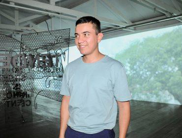 Abertura das mostrasde Iván Argote naGaleria Vermelho em São Paulo