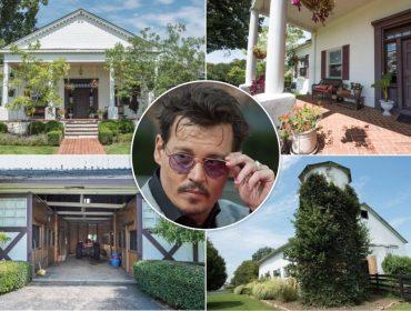 Ninguém quer comprar a fazenda de cavalos que Johnny Depp decidiu leiloar