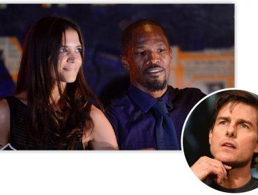 """Katie Holmes e Jamie Foxx vão se casar, enquanto Tom Cruise estaria """"furioso""""…"""