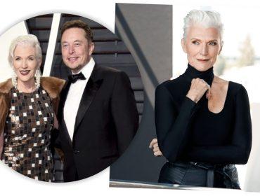 Mãe de Elon Musk, modelo veterana Maye Musk é a nova contratada da CoverGirl